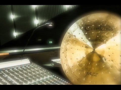 "Turkish Cymbals - Test Of Classic Splash 8"", 9"", 10""."