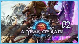 Zagrajmy w A Year of Rain #02 - Zabić Assasynów! - GAMEPLAY PL