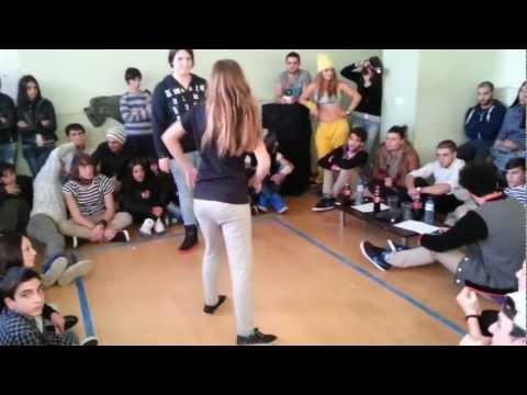 El-DUB Fight Round I- Ana and Ia