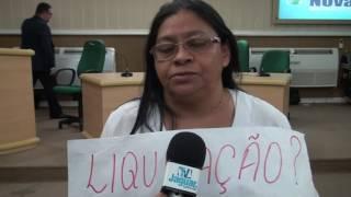 Servidora Silvia Helena repudia proposta do prefeito Vanderlei de pagar dezembro em oito vezes