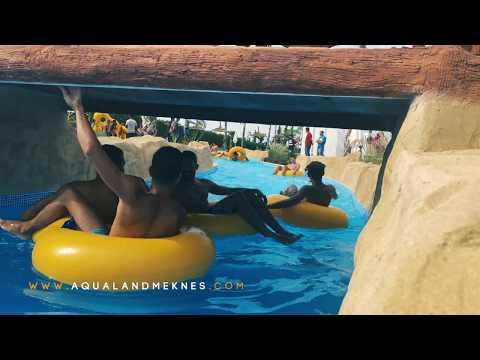Aqualand Meknes - La Rivière Lente