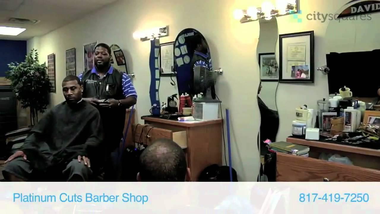 Platinum Cuts Barber Shop Youtube