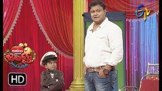 Bullet Bhaskar, Sunami SudhakarPerformance | Jabardasth |  17th May 2018 | ETV  Telugu
