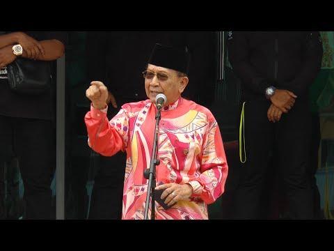 Full speech: Rais Yatim condemns UEC recognition