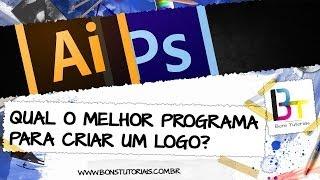 Qual é o melhor programa para se criar um logo / Logotipo?