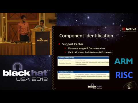 Black Hat USA 2013 - Compromising Industrial Facilities From 40 Miles Away