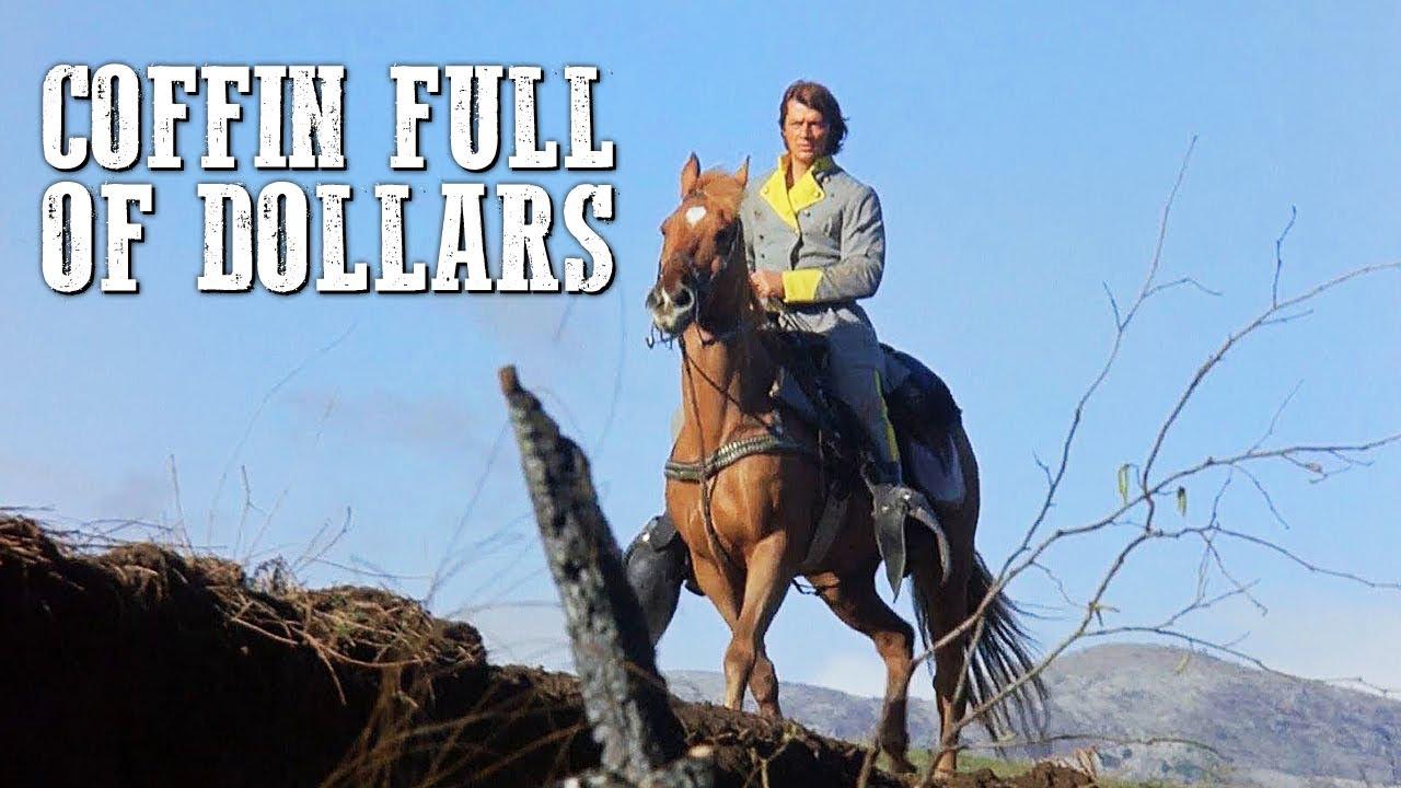 Coffin Full of Dollars   Classic Western Movie   Spaghetti Western   Cowboys   Full Movies