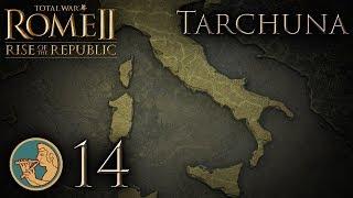 Zagrajmy w Rome II: Rise of the Republic - Irytujący plemieńcy z Sardynii - #14