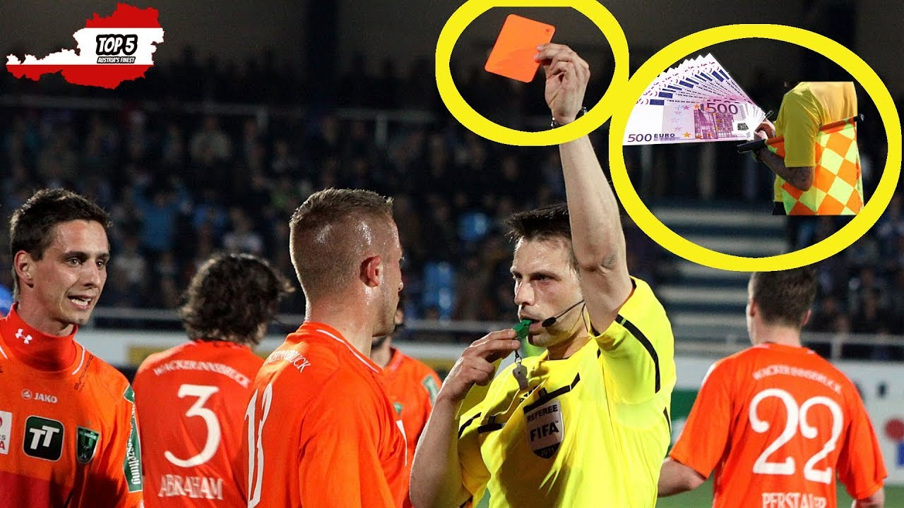 Betrug In Fussball österreich Wettskandal
