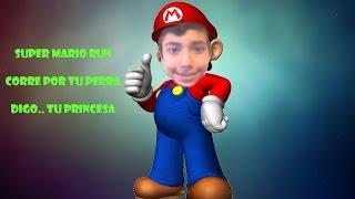 Super Mario Run - Corre por tu perra digo tu princesa.....