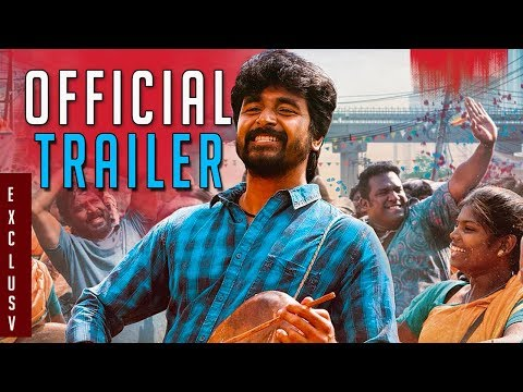 Velaikkaran - Official Trailer |...