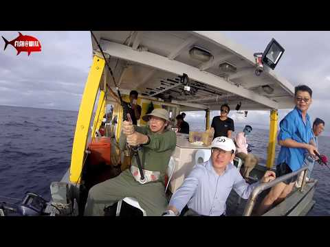 KK Offshore - 7 Star Fishing Adventure 2017