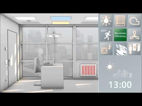 .如何改進開放式辦公室?建築公司 NBBJ 的方案,是感應器網路和手機應用