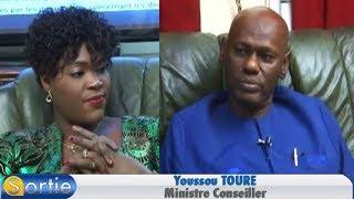 Sortie du 21 sept. 2018 avec Youssou TOURE - Ministre Conseiller