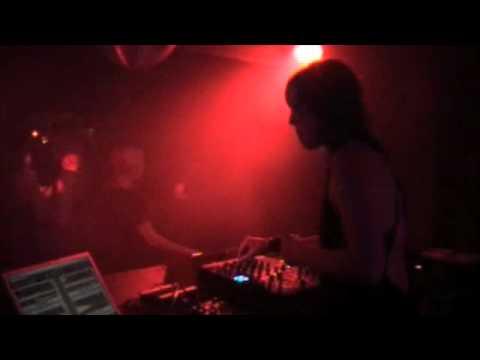 DJ Lunik at Mixtape, Snafu 11-11-2009