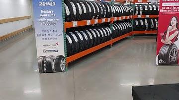 코스트코 타이어 가격표 정리