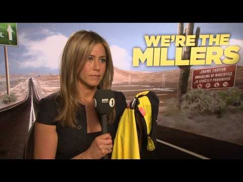 Jennifer Aniston talks to Chris Stark off the Scott Mills show on Radio 1 letöltés