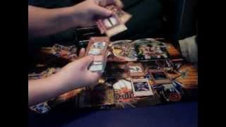 Best 2009 Leo and Luna duelist tin opening