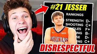 The MOST DISRESPECTFUL And DELUSIONAL Top 25 Basketball youtubers List...