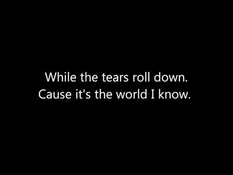 Collective Soul - The World I Know with lyrics ( no vocals )