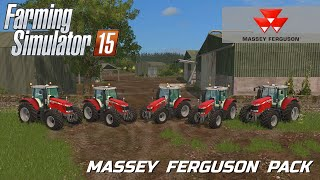 "[""Farming Simulator 2015"", ""Fs15"", ""BulletBill"", ""BulletBill83"", ""Massey Ferguson"", ""MF"", ""5712"", ""6613"", ""6616"", ""7718"", ""7726"", ""The West Coast"", ""Mappers Paradise"", ""Tractors"", ""mods"", ""FSUK"", ""tractor"", ""pack""]"