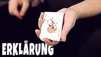 IMPROMPTU Joker Kartentrick zum SOFORT Nachmachen - Erklärung