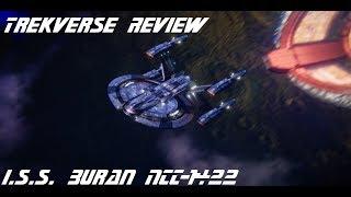 I.S.S. Buran from Star Trek Discovery-Trekverse Review