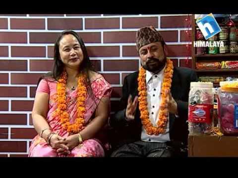 Jogindar Bole Pranam Ji with Bam Bahadur Karki and Shiba Ale