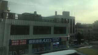 東海道・山陽本線(新快速)車窓 大阪→姫路/ 225系 大阪1645発(播州赤穂行)