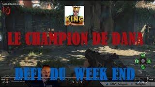 Download Video DEFI ZOMBIES DU WEEK END / Le champion de Dana [Terminé] MP3 3GP MP4
