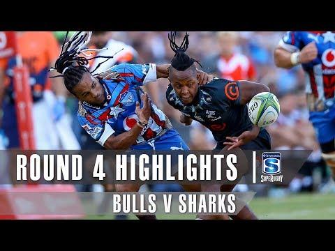 ROUND 4 HIGHLIGHTS: Bulls V Sharks – 2019