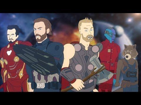 Тор и Кэп после Войны Бесконечности