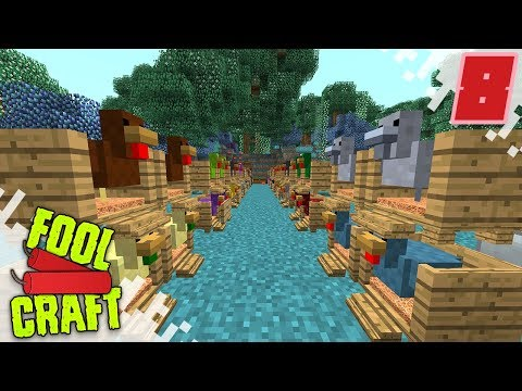FOOLCRAFT 2 - Bits And Chicks! - EP08