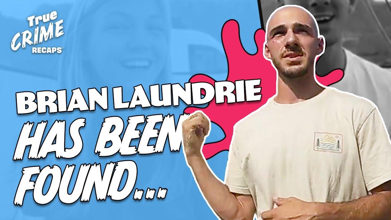Brian Laundrie FOUND   Gabby Petito Case