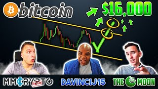 Bitcoin Breakout to $16'000 SOON!? THIS is What THEY don't Tell YOU!!