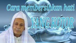 Download Cara membersihkan hati (habib lutfi bin yahya)