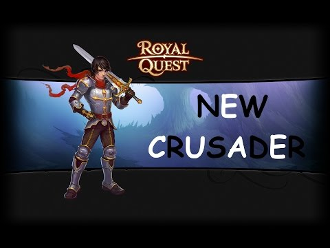 Royal Quest PvP New Crusader Arena