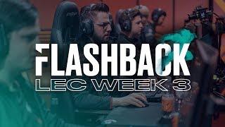 FLASHBACK|Fnatic Kai'Sa Pentakill (LEC 2019 Spring Split Week 3)