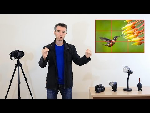 Top 10 Composition Tips - Photography Course 3/10