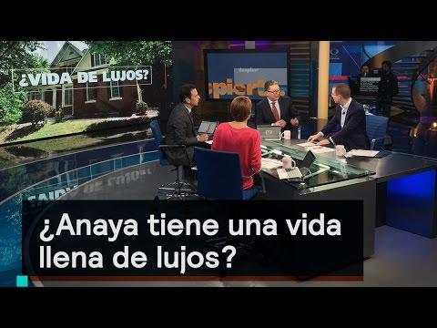 Ricardo Anaya aclara si tiene una vida llena de lujos - Despierta con Loret