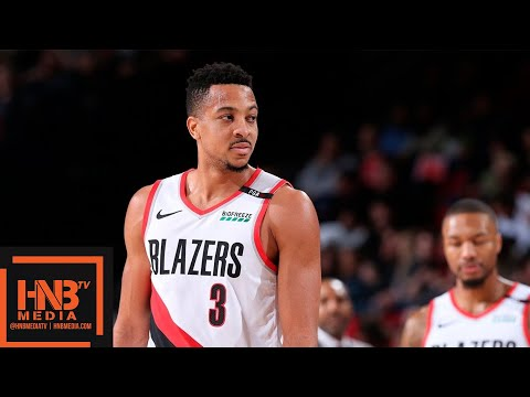 Portland Trail Blazers vs Charlotte Hornets Full Game Highlights | 01/11/2019 NBA Season