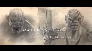 La Batalla de los Cinco Ejércitos Créditos Finales-The Battle of the Five Armies End Credits HQ