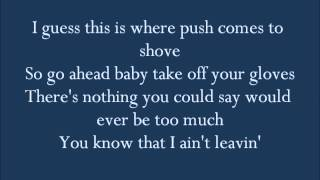 Chad Brownlee - Gimme the Love lyrics