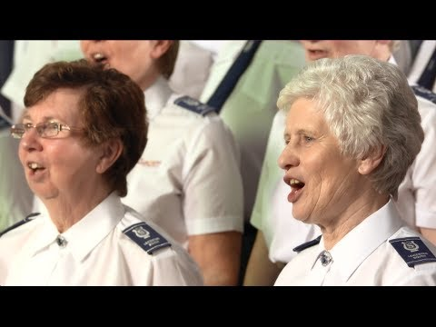 Leicester South Songsters perform Celebration Morning