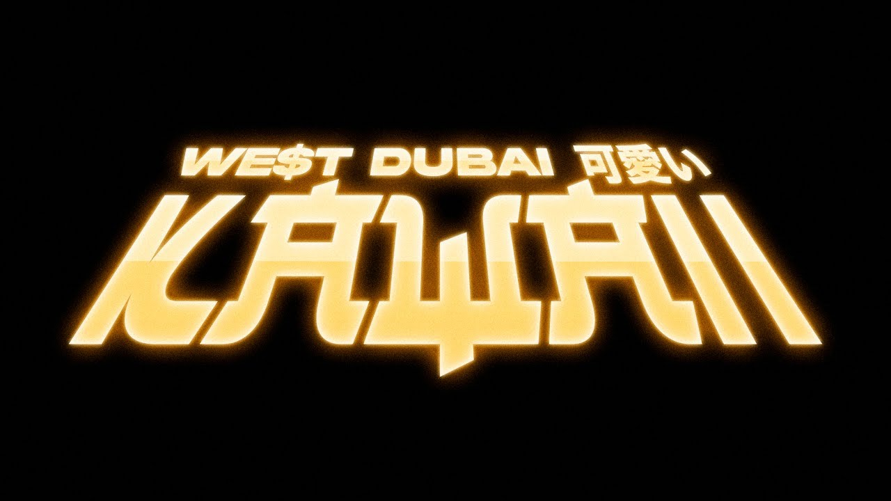 WE$T DUBAI | KAWAII - Prod. Nake (Video Oficial)