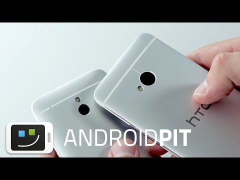 HTC One Mini vs HTC One M7