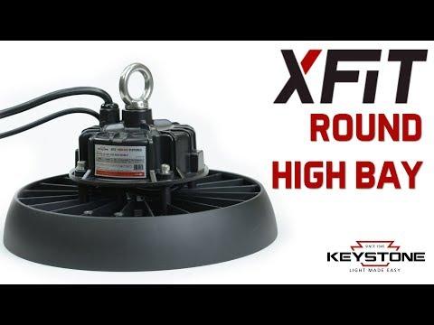 XFit LED UFO High Bay Fixture