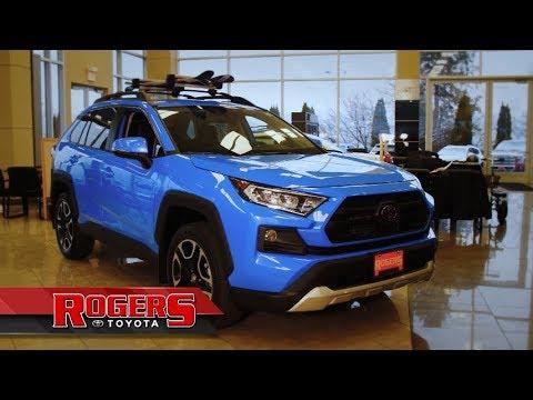 Rogers Toyota Lewiston >> Rogers Toyota All New 2019 Rav4