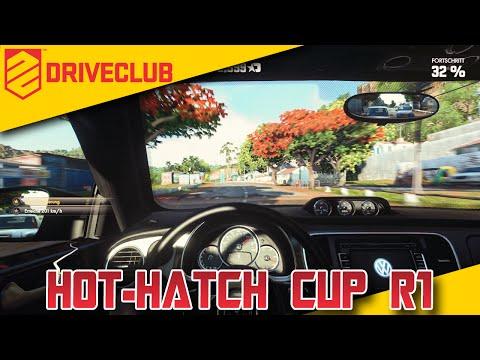DriveClub (PS4) - Volkswagen Beetle GSR - Hot-Hatch Cup RACE 1 - Nilgiri Hills / India