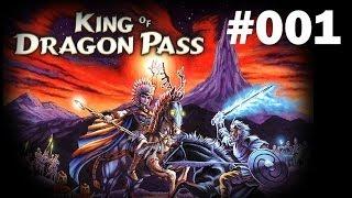 Zagrajmy w King of Dragon Pass #001 - Wino Szaleństwa